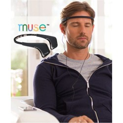 Muse headband Black